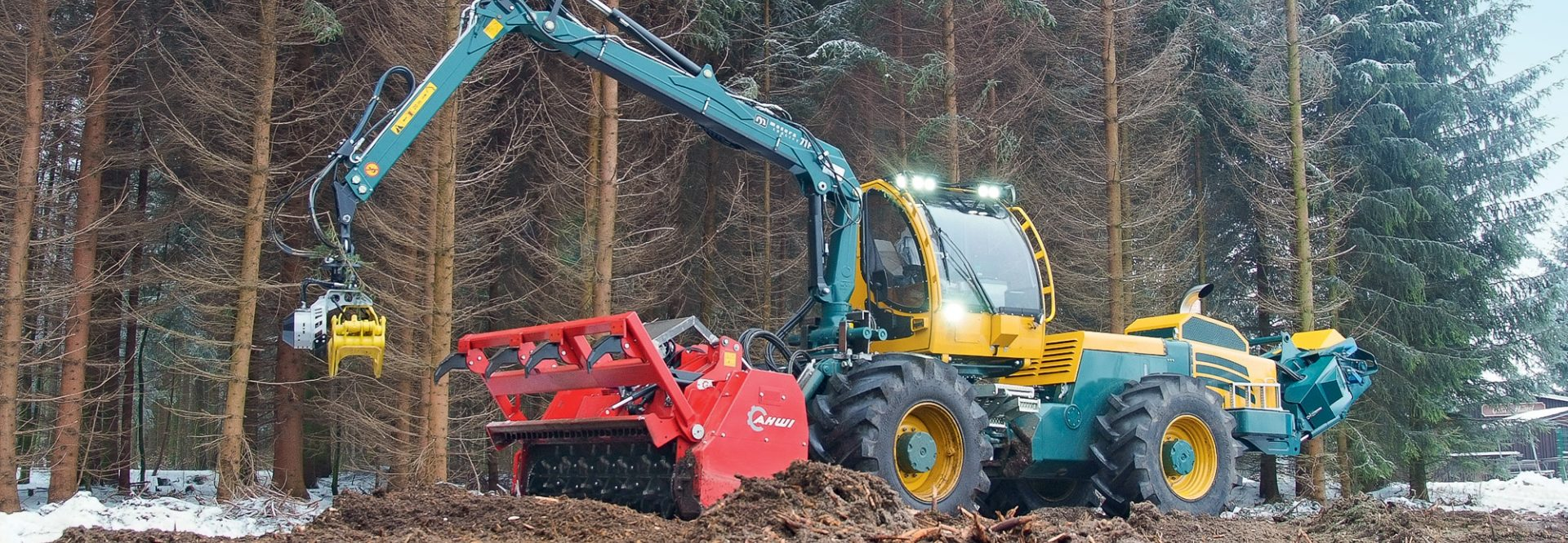 Inovforest | Forestry Equipment inc