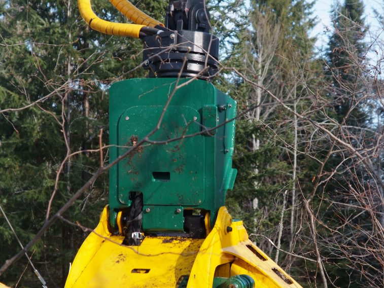 TimberMAX Felling Head