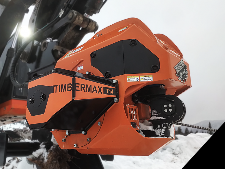 TimberMAX Traction Winch